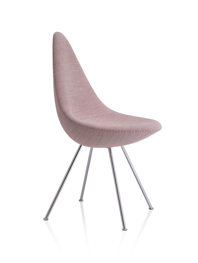 Arne Jacobsen Design Icons - AJ The Series Drop™ Chair - on Lifetime-Pieces.com