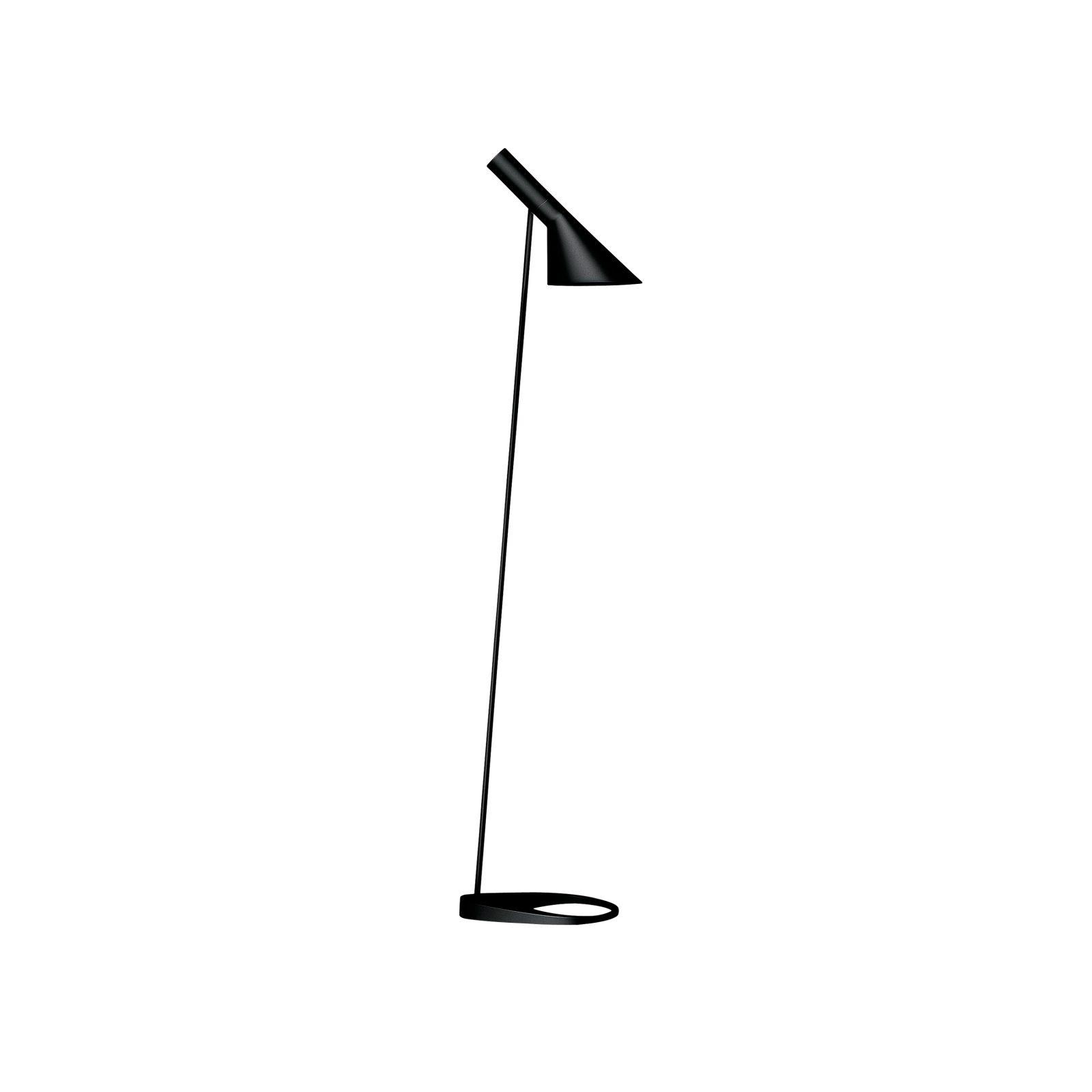 Arne Jacobsen Design Icons - AJ Floor Lamp - on Lifetime-Pieces.com