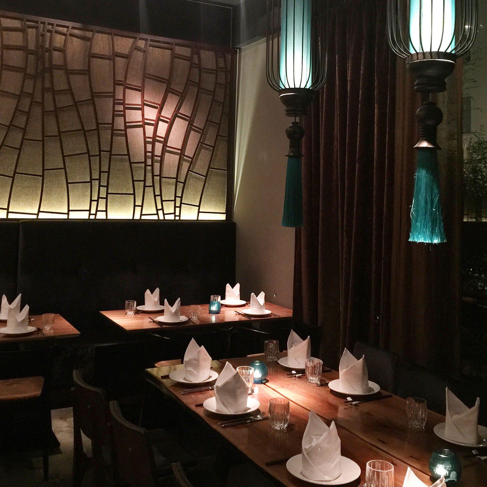 Interior Spots Munich Conchinchina Restaurant on Lifetime-Pieces.com