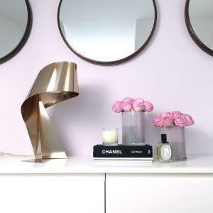 Gold Fever Decoration Ideas Lamp on Lifetime-Pieces.com