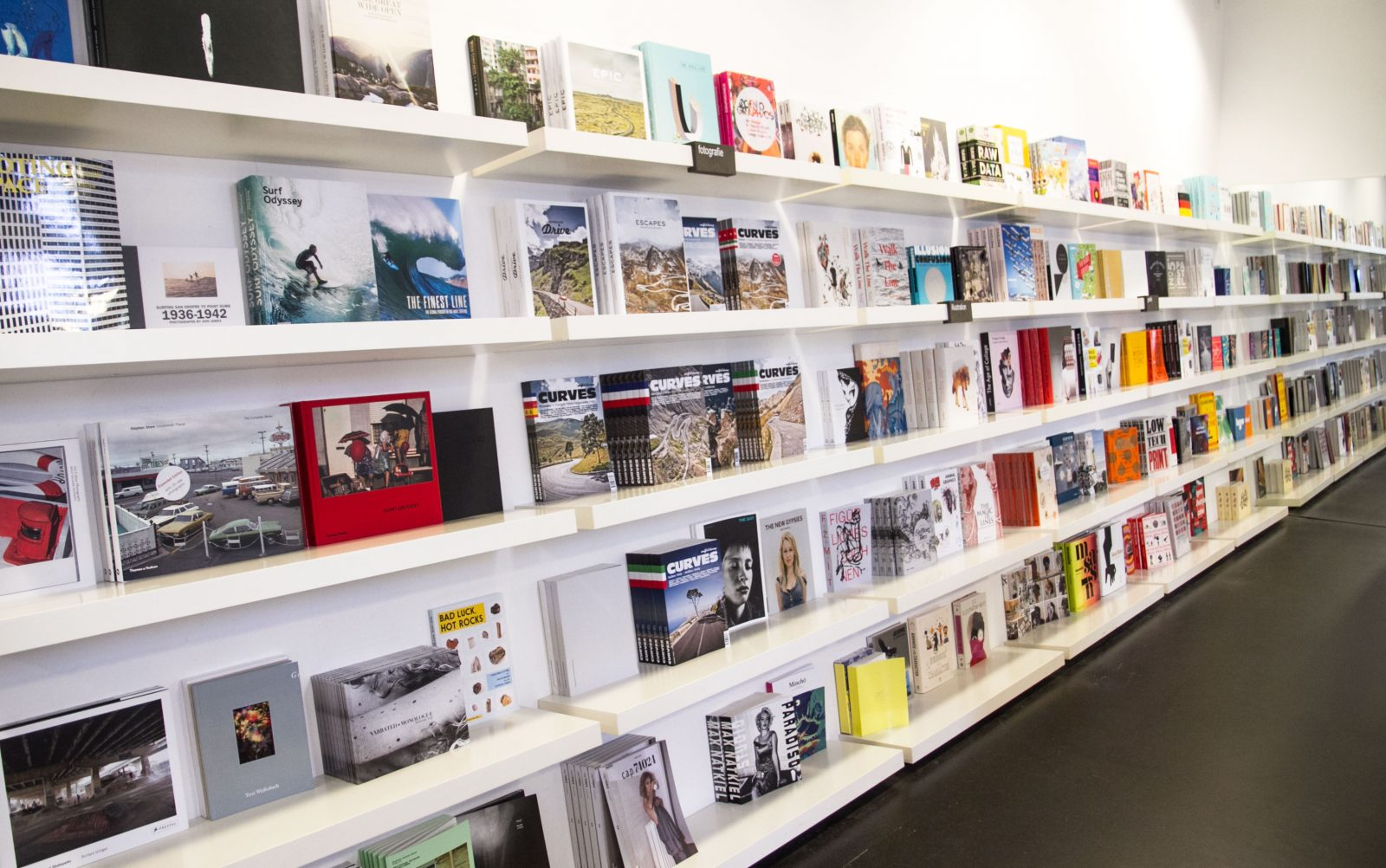 Interior Spots Munich Soda Books Magazines on Lifetime-Pieces.com