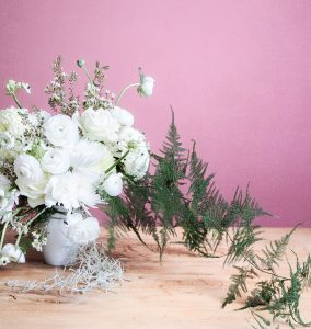 Westwing Flower Workshop on Lifetime-Pieces.com