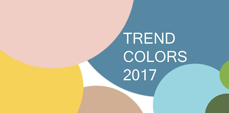 pantone trend colors 2017 Interior fashion