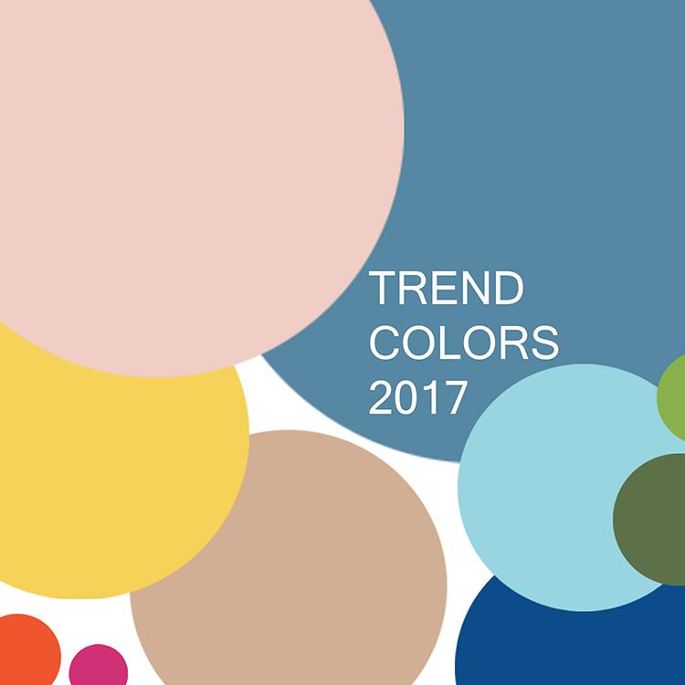 pantone trend colors 2017 Interior fashion