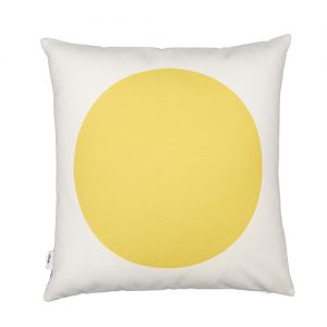 Vitra - Graphic Print Pillow - Rectangles/Circle