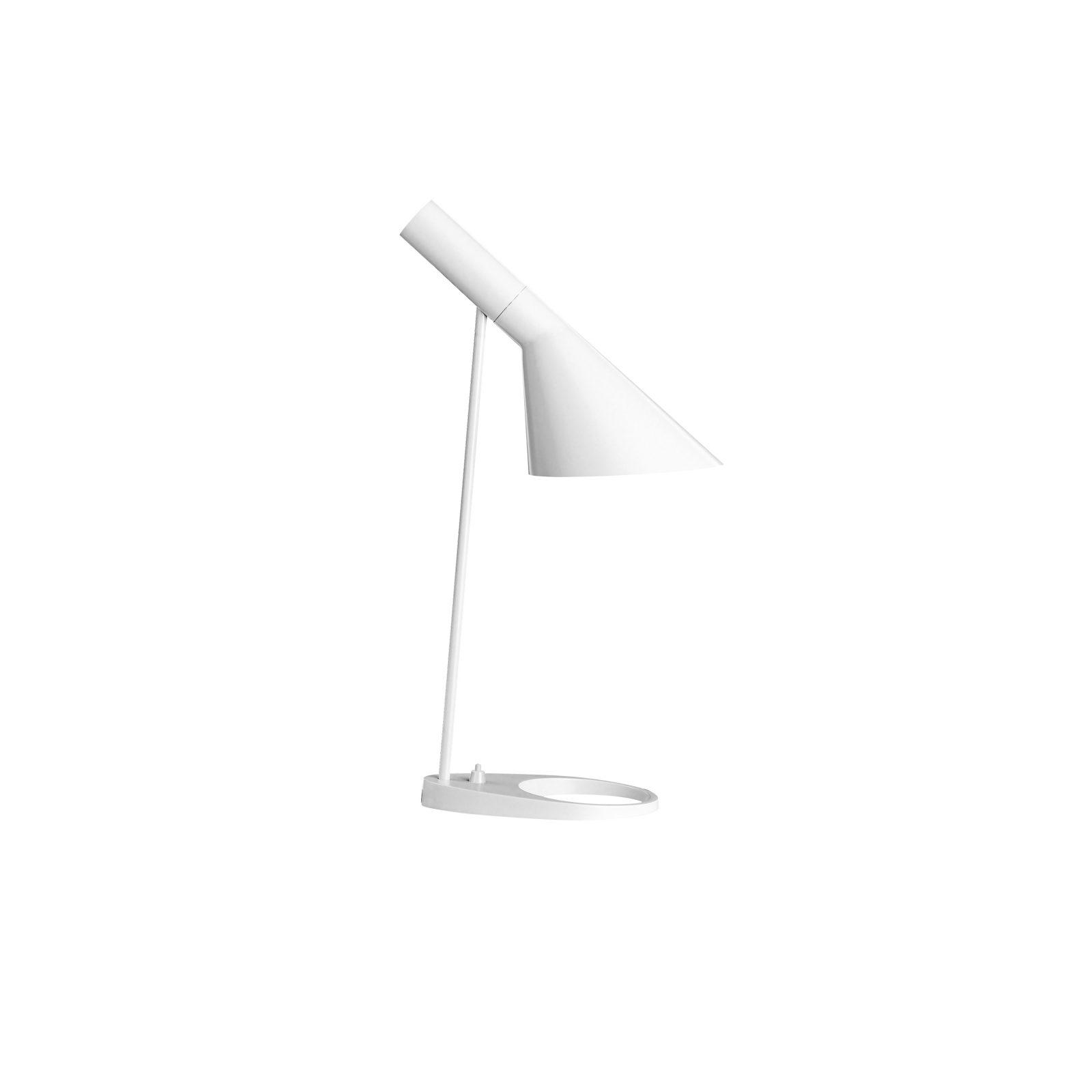 Arne Jacobsen Design Icons - AJ Table lamp - on Lifetime-Pieces.com