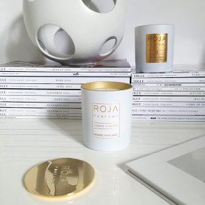 Gold Fever Roja Candles Decoration Ideas on Lifetime-Pieces.com