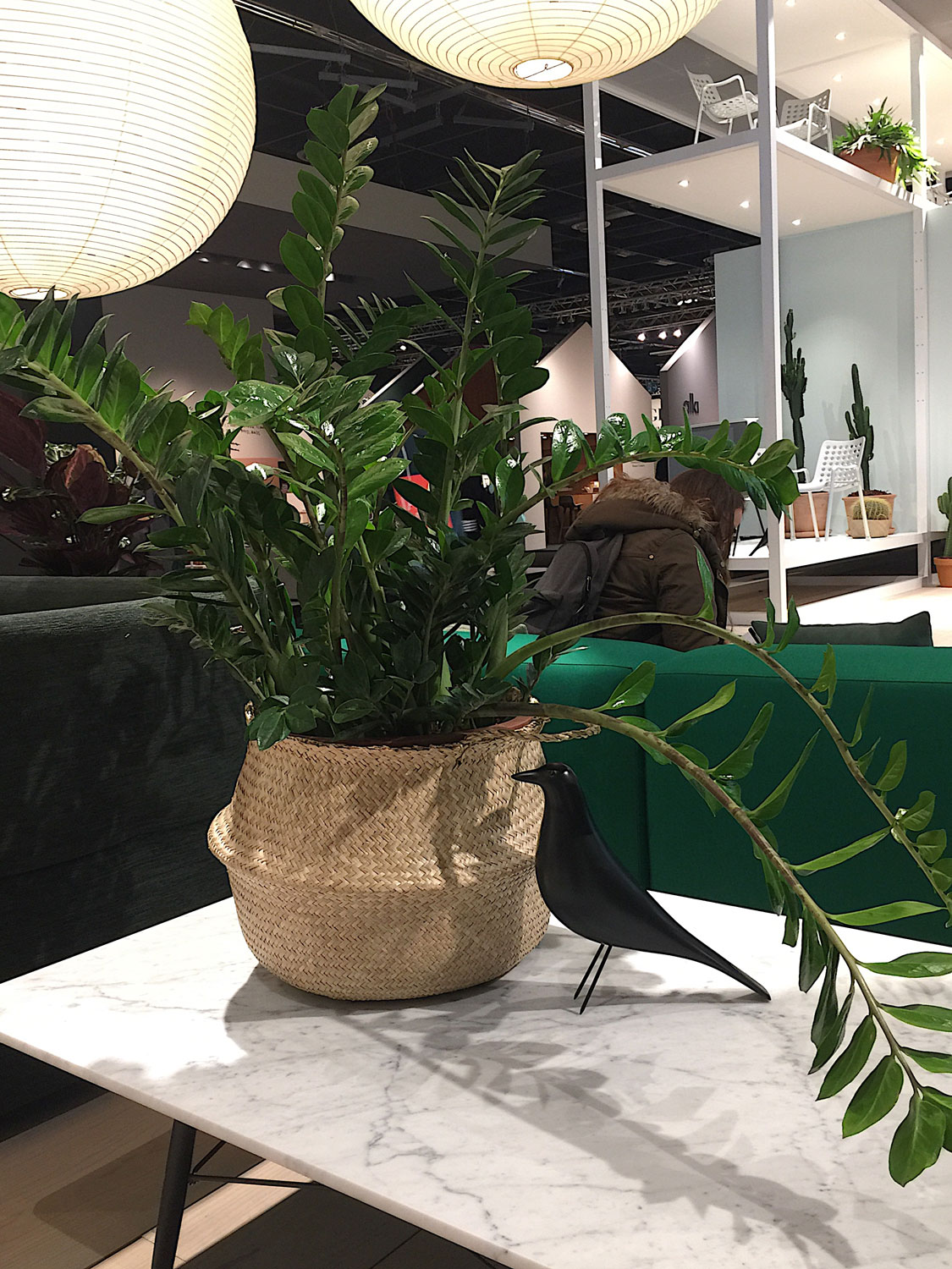 Imm Cologne 2017 trade fair interior trends