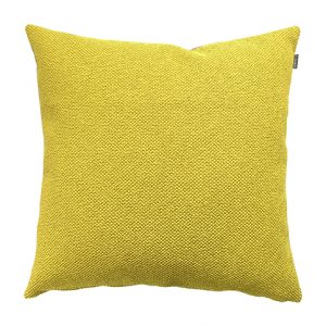 Hook & Eye Cushion Yellow - Summer Cushions - Fresh up your home - on Lifetime-pieces.com