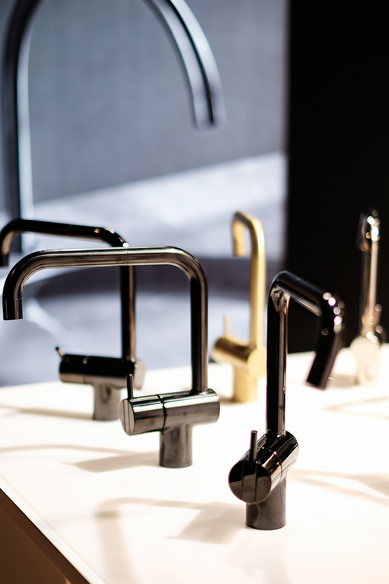 bathroom fittings, exhibitor Vola, imm cologne trade fair 2018, blog post lifetime-pieces.com