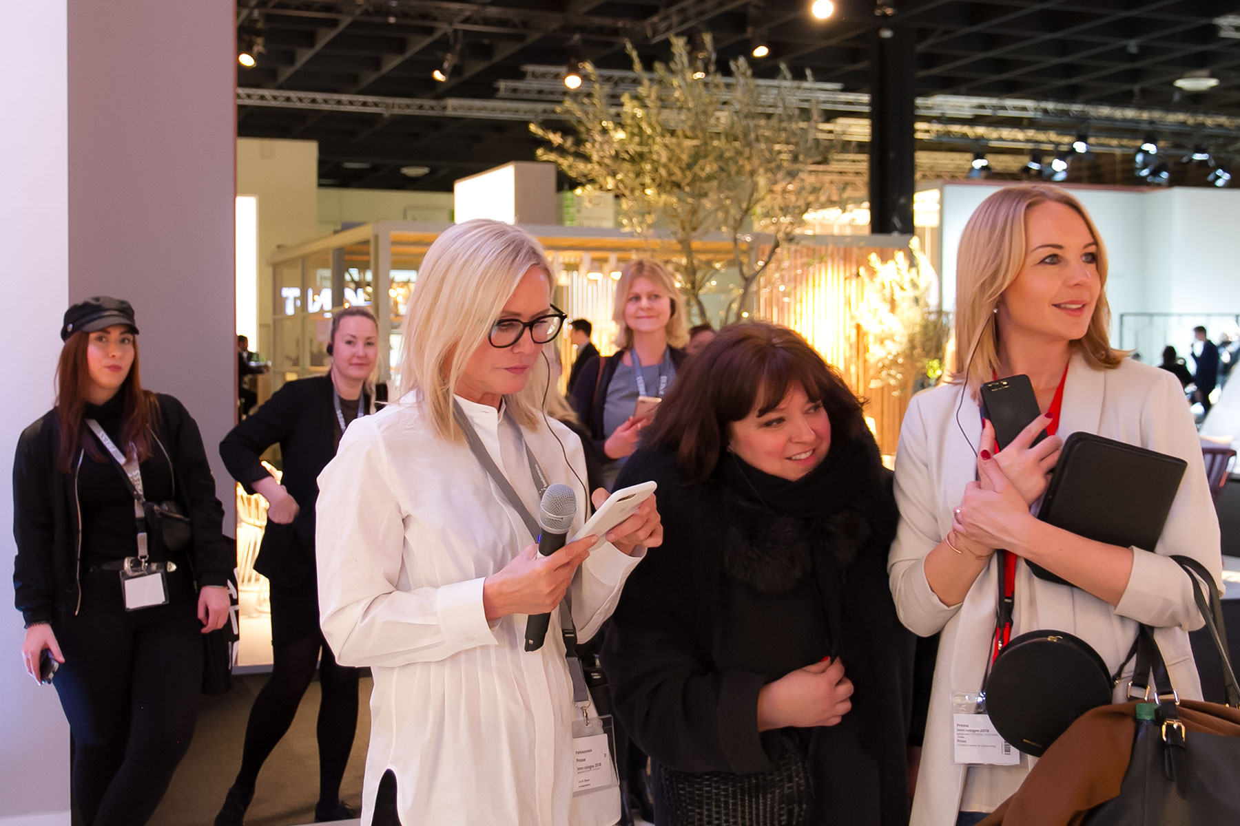 bloggers fair trade tour, imm cologne trade fair 2018, blog post lifetime-pieces.com