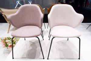 Jupiter Chair, exhibitor by Lassen, imm cologne fair 2018, blog post lifetime-pieces.com