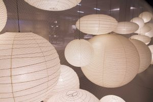 vitra light installation, imm cologne trade fair 2018, blog post lifetime-pieces.com