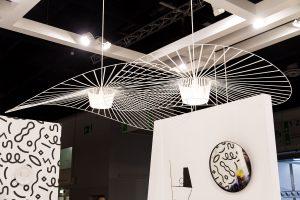 Exhibitor Petite Friture stand, imm cologne trade fair 2018, blog post lifetime-pieces.com