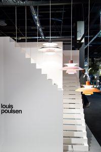 Pendant lights PH5, exhibitor Louis Poulsen, imm cologne fair 2018, blog post on lifetime-pieces.com