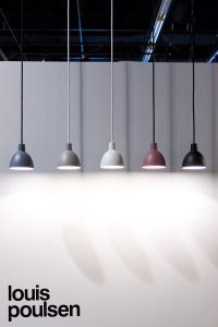 OLDBOD 120 Pendant lights, exhibitor Louis Poulsen, imm cologne fair 2018, blog post on lifetime-pieces.com