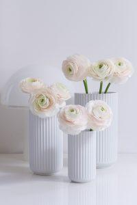 pink peonies in lybngby porcelain vases, spring flowers, blogpost Lifetimepieces.com
