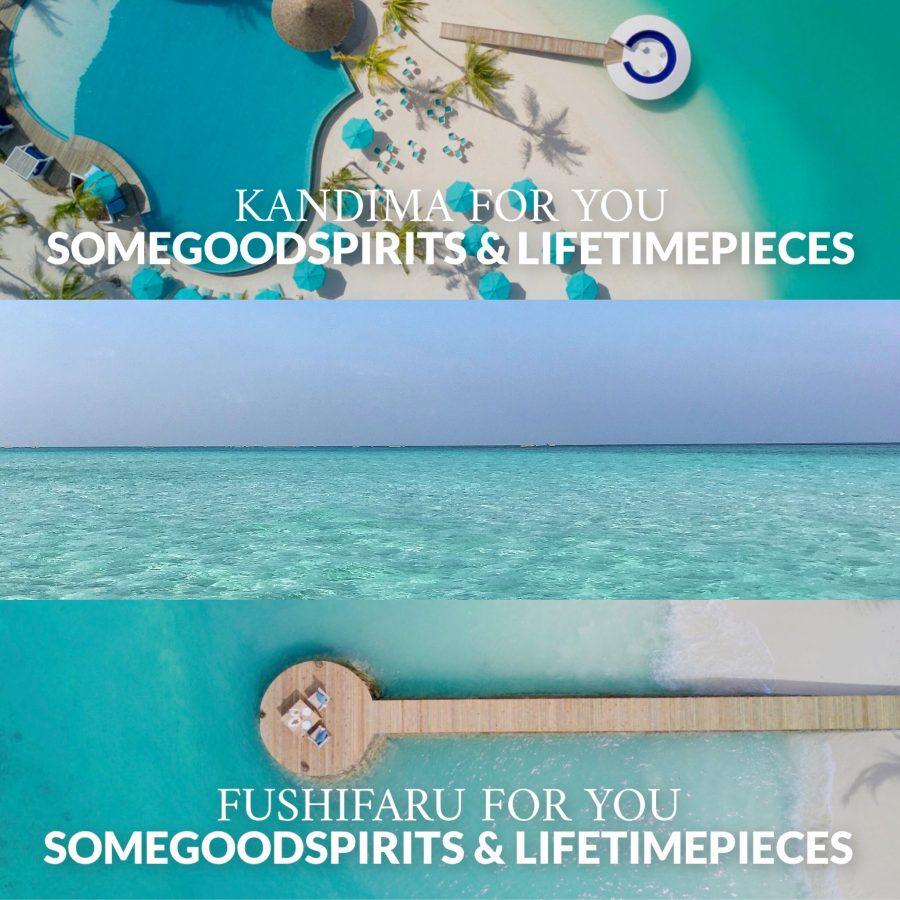Special Offers Maldives Kandima and Fushifaru on Lifetime-pieces.com