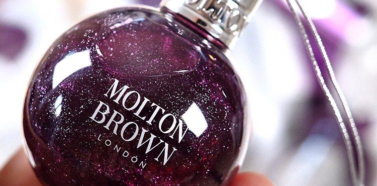 Molton Brown, Muddled Plum, Festive Bauble