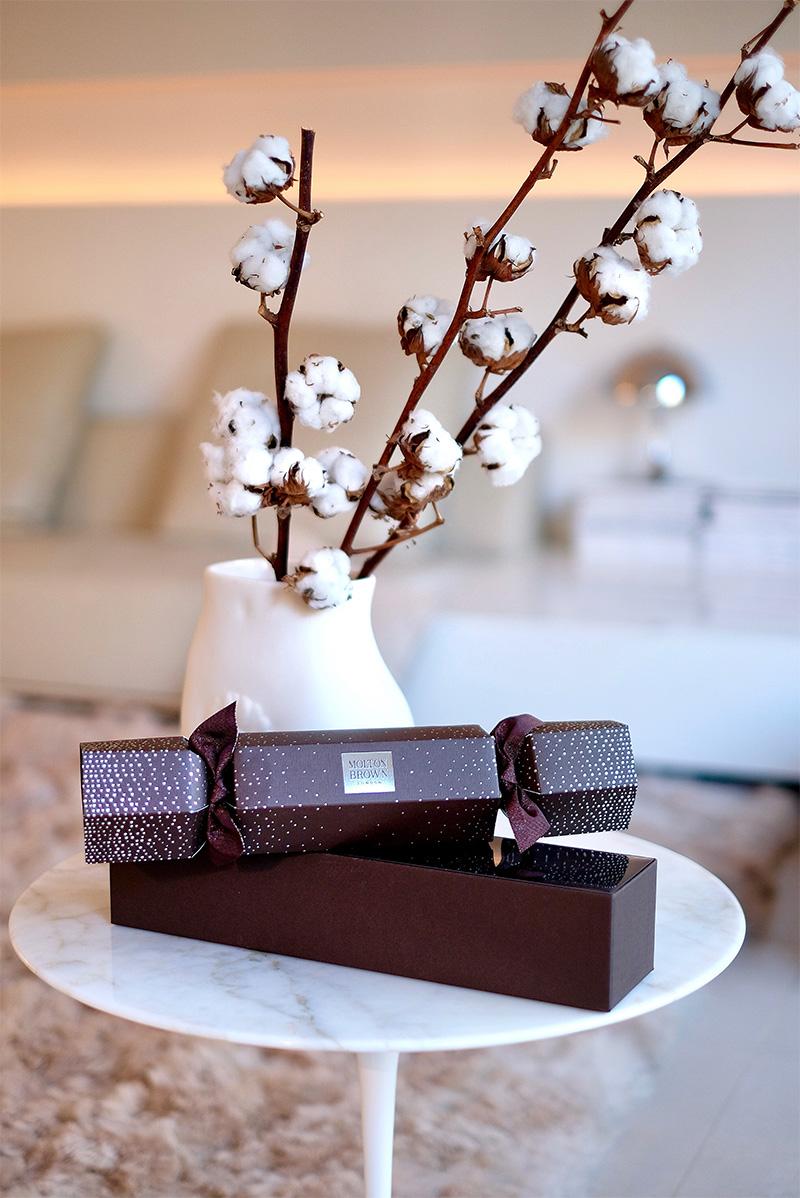 Molton Brown, Christmas Cracker, Cotton Branch, Baumwollzweige