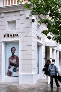 Prada, Boutique, Fidenza Village