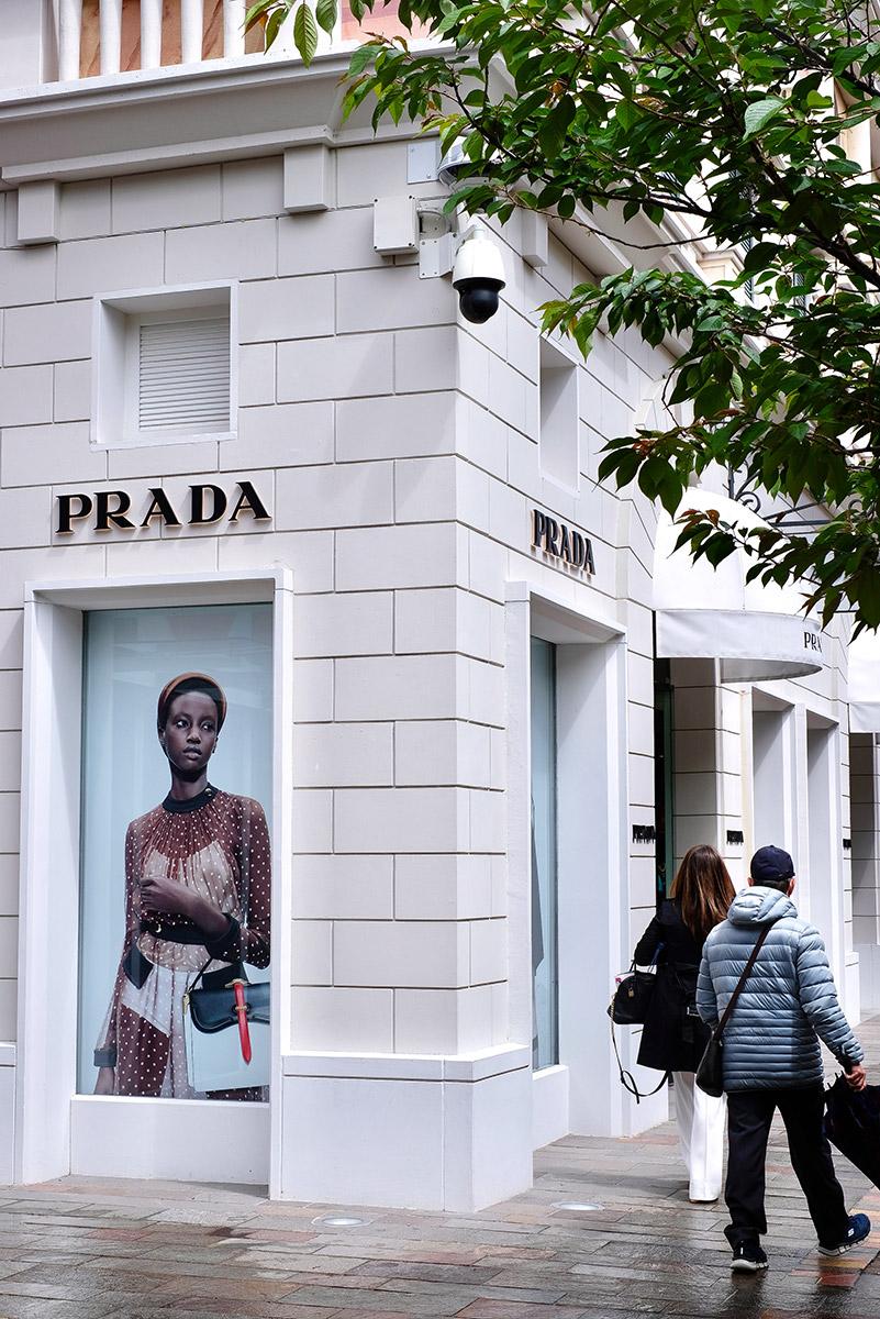 Prada, Boutique, Fidenza Village